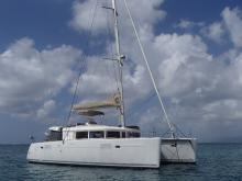 Lagoon Lagoon 450 : Martinique anchorage
